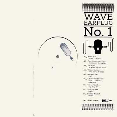 Wave Earplug No.1