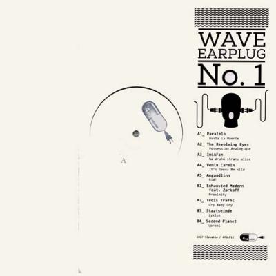 Wave Earplug No.1