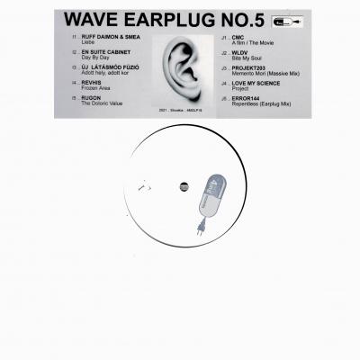 Wave Earplug No.5