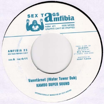 KAMBO SUPER SOUND / DON PAPAVanntårnet (Water Tower Dub) / Island Rock (DJ Dub)