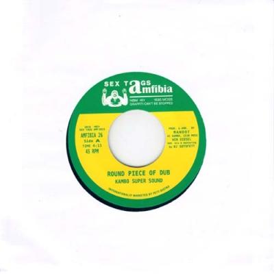 Round Piece Of Dub / Kånge (DJ Sotofett Remix)