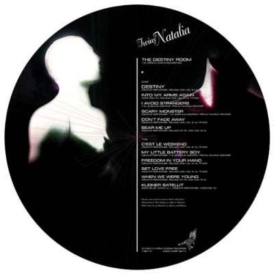 The Destiny Room - The Original Demo Recordings (Picturedisc)