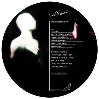 TWINS NATALIAThe Destiny Room - The Original Demo Recordings (Picturedisc)