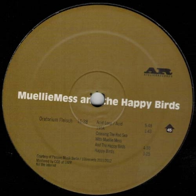 MULLIE MESS AND THE HAPPY BIRDSCrossing The Red Sea With Mullie Mess And The Happy Birds