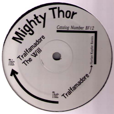 MIGHTY THORTralfamadore