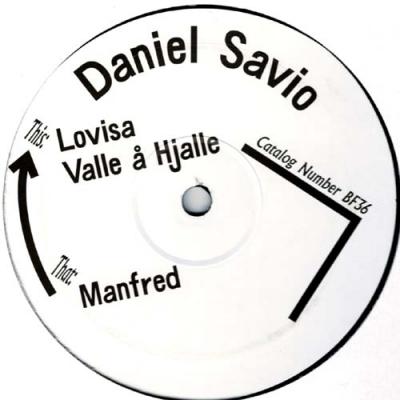 DANIEL SAVIOBorn Free 36