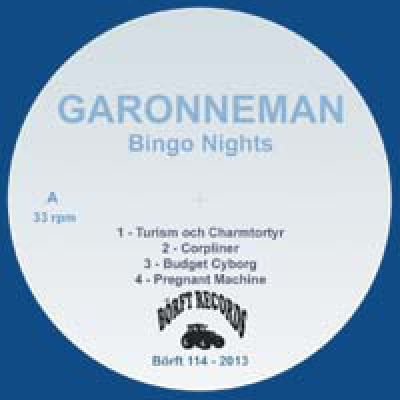 GARONNEMAN Bingo Nights