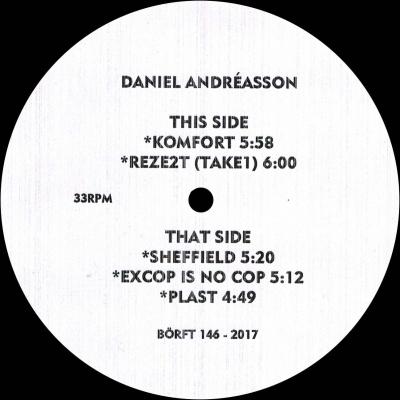 DANIEL ANDRÉASSONKomfort
