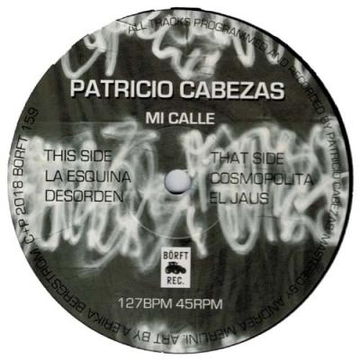 PATRICIO CABEZASMi Calle