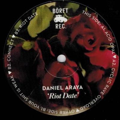 DANIEL ARAYARiot Date