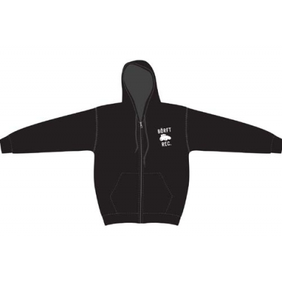 Börft Not Straight Hooded Zip