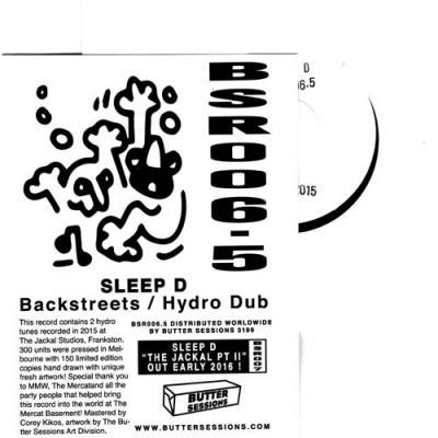 Backstreets / Hydro Dub