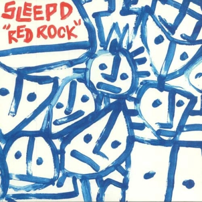 SLEEP DRed Rock