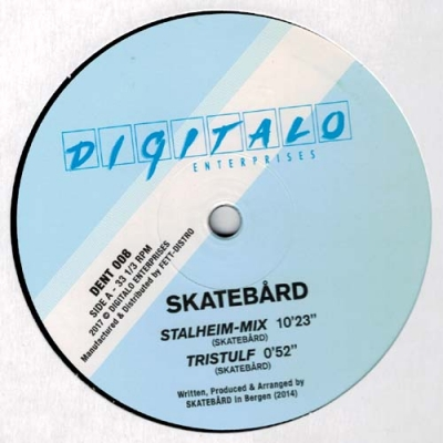 SKATEBÅRD / DJ SOTOFETTStalheim-Mix / Digitalo-Mix