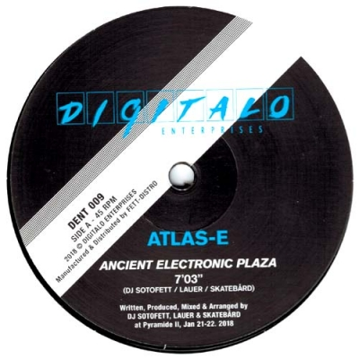Ancient Electronic Plaza