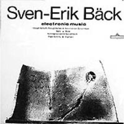 SVEN-ERIK BÄCK Electronic Music