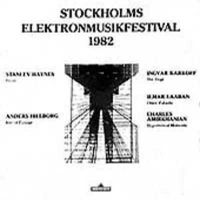 Stockholm Elektronmusikfestival 1982