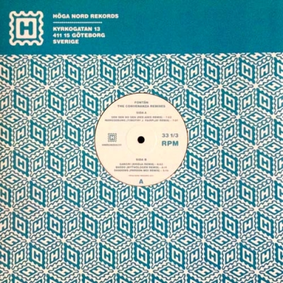 FONTÄNThe Convenanza Remixes