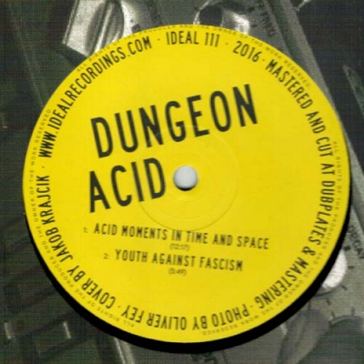 DUNGEON ACID / RUSSELL HASWELLDungeon Acid / Russell Haswell