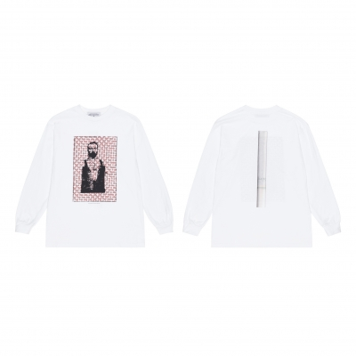 LONG SLEEVE TEEJE x BÖRFT SALEM LS TEE