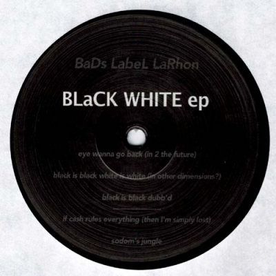 PRINCE OF DANCE ELBEE BAD (the)Black White ep