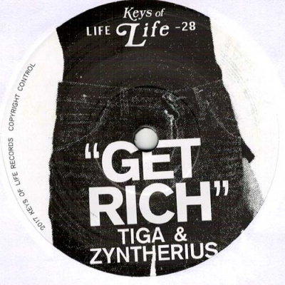 TIGA & ZYNTHERIUSGET RICH
