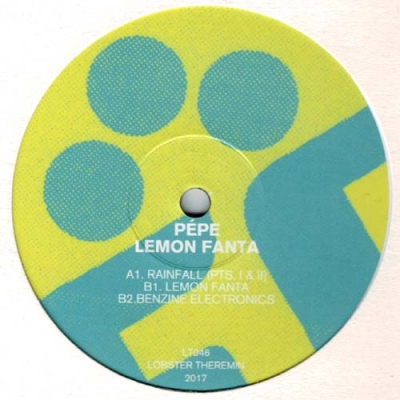 Lemon Fanta
