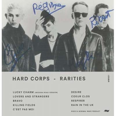 HARD CORPSRarities