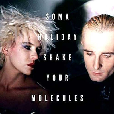 Shake your molecules
