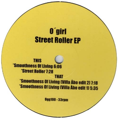 Street Roller EP