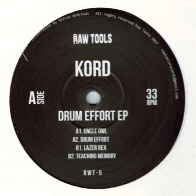 KORDDrum effort ep