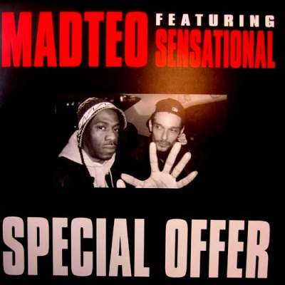 MADTEO Feat. SENSATIONALSpecial Offer