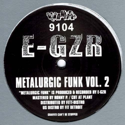 Metalurgic Funk Vol. 2
