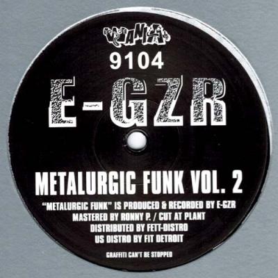 E-GZRMetalurgic Funk Vol. 2