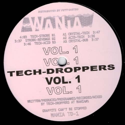 TECH-DROPPERSTech-Droppers Vol. 1